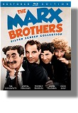 Blu-Ray - The Marx Brothers Silver Screen Collection